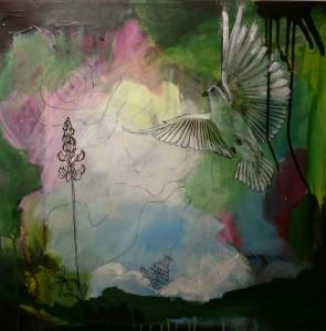 Isobaric malet af Ayoe Pløger
