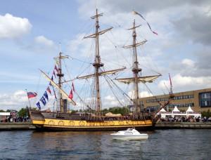 Rusisske pirater i Aalborg