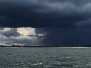 Uvejr over Salling