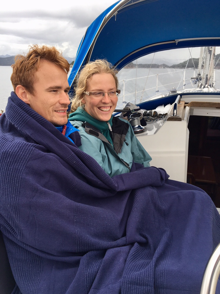 Nathalie og Mikkel