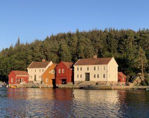 Norske huse