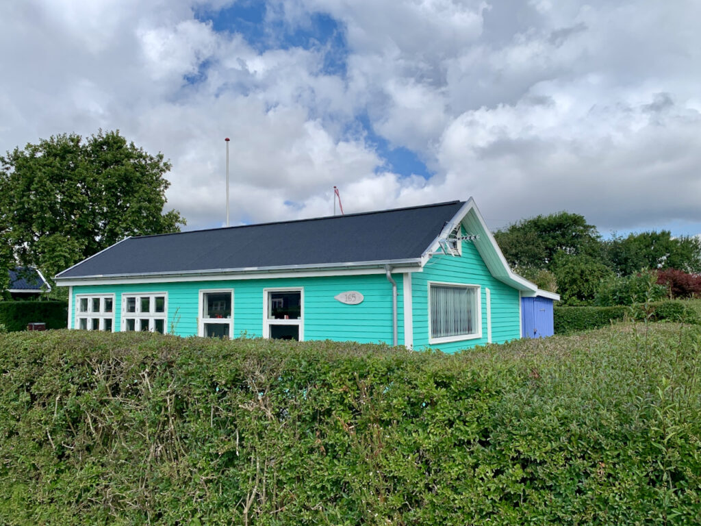 Grønt hus
